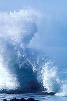 Storm wave off Cape Perpetua, Oregon