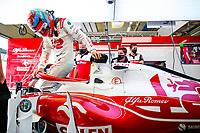 July 2nd 2021; F1 Grand Prix of Austria, free practise sessions;  RAIKKONEN Kimi (fin), Alfa Romeo Racing ORLEN C41
