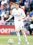 Real Madrid's Toni Kroos during La Liga match. April 16,2016. (ALTERPHOTOS/Acero)
