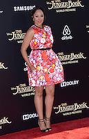 Tamera Mowry @ the premiere of 'The Jungle Book' held @ El Capitan theatre.<br /> April 4, 2016