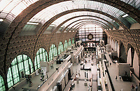 Musee D'Orsay, Paris, France<br />