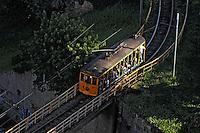 Bondinho da Lapa. Rio de Janeiro. 2008. Foto de Rogério Reis.