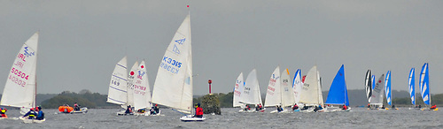 Cong-Galway Race: this year's unique historic event - the oldest and longest inland sailing race in Europe 30 nautical miles - will take place on Saturday, June 26th.