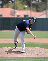 Nash Walters - Milwaukee Brewers 2019 extended spring training (Bill Mitchell)