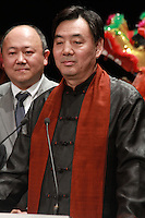 Zhai Jun, l'ambassadeur de Chine - CÈlÈbration du Nouvel An Chinois ‡ la Mairie de Paris, le 01/02/2017. # ZHAI JUN, L'AMBASSADEUR DE CHINE, FETE LE NOUVEL AN CHINOIS A PARIS