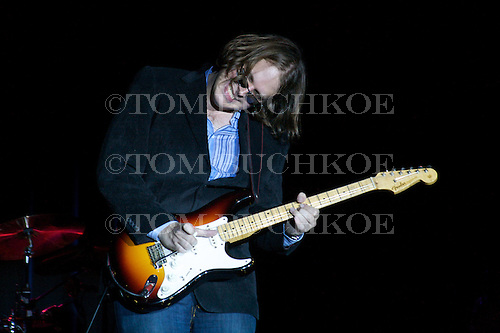 Joe Bonamassa plays the blues at the Oneida Casino in Green Bay Wisconsin on  11/5/07