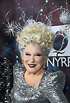 "Bette Midler attends Bette Midler's New York Restoration Project hosts the 22nd Annual Hulaween Event ""Hulaween in the Cosmos"" at St. John the Divine on October 29, 2018 in New York City."