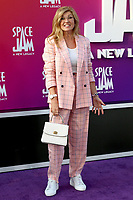 LOS ANGELES - JUL 12:  Connie Britton at the Space Jam:  A New Legacy Premiere at the Microsoft Theater on July 12, 2021 in Los Angeles, CA