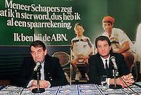1989, ABNWTT, Ruud Hoek en Wim Buitendijk(r)