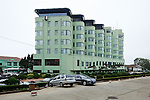 Edgewater Mansions Hotel In The Badaguan Area, Qingdao (Tsingtao).