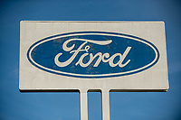 2017 03 02 Ford factory in Bridgend, Wales, UK