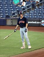 Jake Fox - 2021 Arizona League Indians (Bill Mitchell)