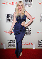 """BEVERLY HILLS, CA, USA - MAY 10: Natasha Bedingfield at the """"An Evening With Women"""" 2014 Benefiting L.A. Gay & Lesbian Center held at the Beverly Hilton Hotel on May 10, 2014 in Beverly Hills, California, United States. (Photo by Celebrity Monitor)"""