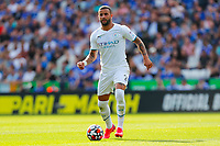 11th September 2021; King Power Stadium, Leicester, Leicestershire, England;  Premier League Football, Leicester City versus Manchester City; Kyle Walker of Manchester City
