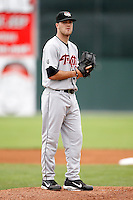 July 19, 2009:  Pitcher Dallas Keuchel of the Tri-City ValleyCats during a game at Dwyer Stadium in Batavia, NY.  The ValleyCats are the Short-Season Class-A affiliate of the Houston Astros.  Photo By Mike Janes/Four Seam Images