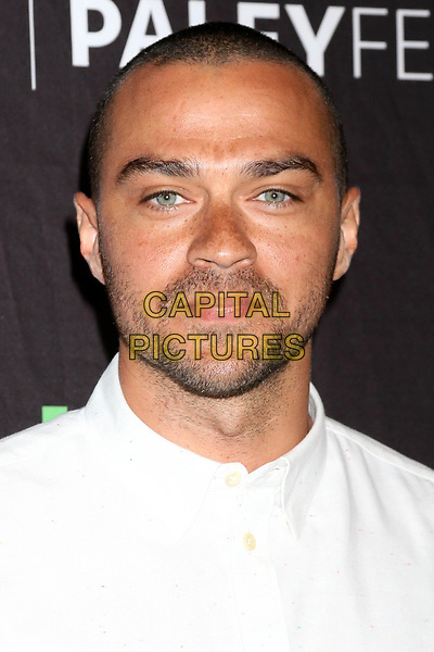 LOS ANGELES, CA - MARCH 19: Jesse Williams at the 34th Annual PaleyFest presentation of Grey's Anatomy at the Dolby Theater in Los Angeles, California on March 19, 2017. <br /> CAP/MPI/DE<br /> ©DE/MPI/Capital Pictures