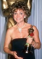 Sally Field 1985 Photo By John Barrett/PHOTOlink