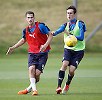 Dom Ball and Ryan Hardie