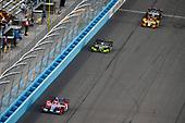 Verizon IndyCar Series<br /> Desert Diamond West Valley Phoenix Grand Prix<br /> Phoenix Raceway, Avondale, AZ USA<br /> Saturday 29 April 2017<br /> Alexander Rossi, Andretti Herta Autosport with Curb-Agajanian Honda, Charlie Kimball, Chip Ganassi Racing Teams Honda<br /> World Copyright: Scott R LePage<br /> LAT Images<br /> ref: Digital Image lepage-170429-phx-3295