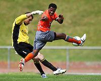 091220 NZFC Football - Team Wellington v Waikato FC