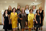 The Houston Chronicle Best Dressed honorees at Neiman Marcus Wednesday Jan. 16,2008.Front row from left: Cynthia Petrello, Phoebe Tudor. Susana Brener de Stern, Merele Yarborough and Jana Fant. Back row from left: Lucinda Loya, Becca Cason Thrash, Paige Fertitta, Sue Smith and Dr. Yvonne Cormier.(Dave Rossman/For the Chronicle)