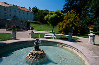 Slowenien. Ljubljana, Tivoli-Park