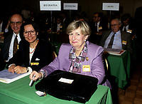 Lise Bacon<br /> dans les annes 90<br /> <br /> PHOTO : Agence Quebec Presse