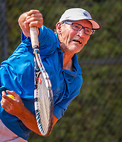 Etten-Leur, The Netherlands, August 26, 2017,  TC Etten, NVK, Frits Raijmakers (NED)<br /> Photo: Tennisimages/Henk Koster