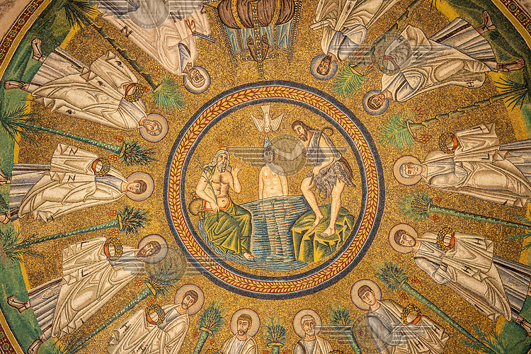 The Baptistry of Arians.