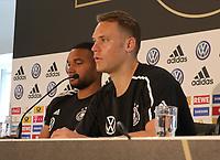 04.06.2019: Pressekonferenz Deutsche Nationalmannschaft