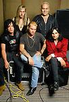 Various portraits & live photographs of the rock band, Junkyard.