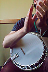 Port Townsend, Fort Worden, Centrum, Choro musicians, students, instruments, Choro Workshop, Brazilian music, Thursday, Olympic Peninsula, Washington State, music, music festivals,