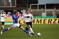 Toni Kroos (Leverkusen) gegen Rasmus Schueller (FC Honka, FIN)<br /> Deutschland vs. Finnland, U19-Junioren<br /> *** Local Caption *** Foto ist honorarpflichtig! zzgl. gesetzl. MwSt. Auf Anfrage in hoeherer Qualitaet/Aufloesung. Belegexemplar an: Marc Schueler, Am Ziegelfalltor 4, 64625 Bensheim, Tel. +49 (0) 151 11 65 49 88, www.gameday-mediaservices.de. Email: marc.schueler@gameday-mediaservices.de, Bankverbindung: Volksbank Bergstrasse, Kto.: 151297, BLZ: 50960101