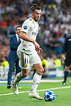 Real Madrid Gareth Bale during UEFA Champions League match between Real Madrid and A.S.Roma at Santiago Bernabeu Stadium in Madrid, Spain. September 19, 2018. (ALTERPHOTOS/Borja B.Hojas)
