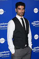 "Akin Gazi<br /> at the ""Yardie"" premiere as part of the Sundance London Festival 2018, Picturehouse Central, London<br /> <br /> ©Ash Knotek  D3404  01/06/2018"