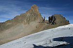 Glacier Lewis et point Thompson. Kenya