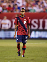 Edgar Castillo. The USMNT tied Mexico, 1-1, during their game at Lincoln Financial Field in Philadelphia, PA.