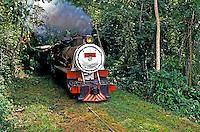 Estrada de Ferro Madeira-Mamoré. Porto Velho. Rondônia. 2002. Foto de Ricardo Azoury.