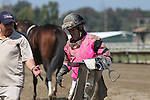September 07, 2015. Undercard races and scenes around the track on Labor Day at  Parx Racing in Bensalem, PA.  (Joan Fairman Kanes/ESW/CSM)