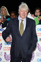 Stanley Johnson<br /> arriving for the Pride of Britain Awards 2018 at the Grosvenor House Hotel, London<br /> <br /> ©Ash Knotek  D3456  29/10/2018