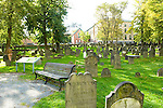 Old Burying Grounds, Halifax, NS