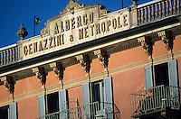 "Europe/Italie/Lac de Come/Lombardie/Bellagio : Hôtel ""Metropole"""
