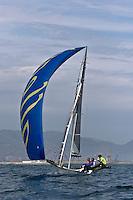 Skiff 18 de Pablo Raiz, 62 Regata Castellón de Cruceros, Real Club Náutico de Castellón