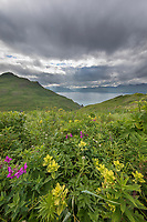 Aleutians world war II national historic area, Dutch Harbor, Aleutian Islands, Alaska