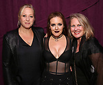 """Jennifer Simard backstage after """"Stigma"""" on September 9, 2018 at the Green Room 42 in New York City."""