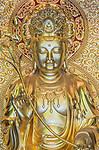 China, Shangahi, Jade Buddha Temple Buddha