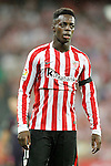 Athletic de Bilbao's Inaki Williams during La Liga match. August 28,2016. (ALTERPHOTOS/Acero)