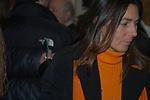 """ALESSANDRA BORGHESE<br /> VERNISSAGE """" A RIVEDERCI ROMA"""" DI PRISCILLA RATTAZZI<br /> GALLERIA MONCADA ROMA 2004"""