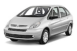 Front three quarter view of a 1999 - 2012 Citroen Xsara Picasso Mini Mpv.