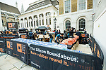 Branding - Bloomberg Square Mile Relay London 2017